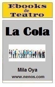 La Cola por Mila Oya