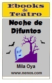 Noche de difuntos por Mila Oya