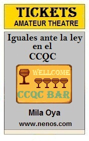 IGUALES ANTE LA LEY EN EL CCQC