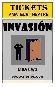 Invasión por Mila Oya