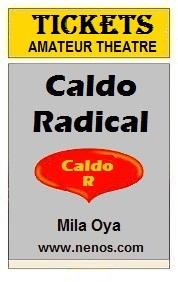 Caldo Radical por Mila Oya